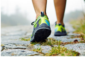 30 - 60 minutes a day of walking can do more than get you somewhere.